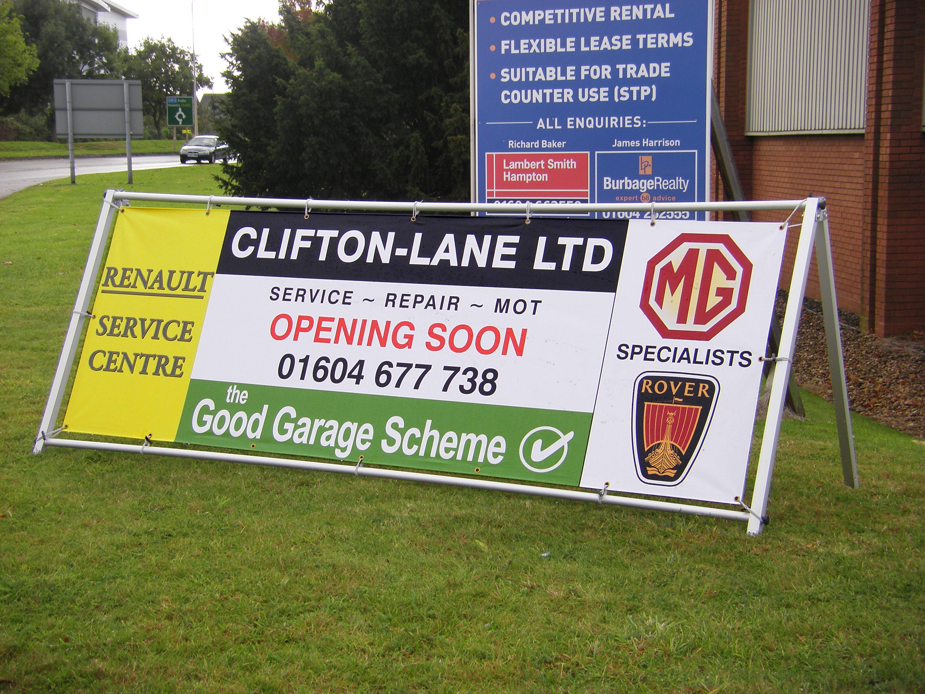 Clifton lane
