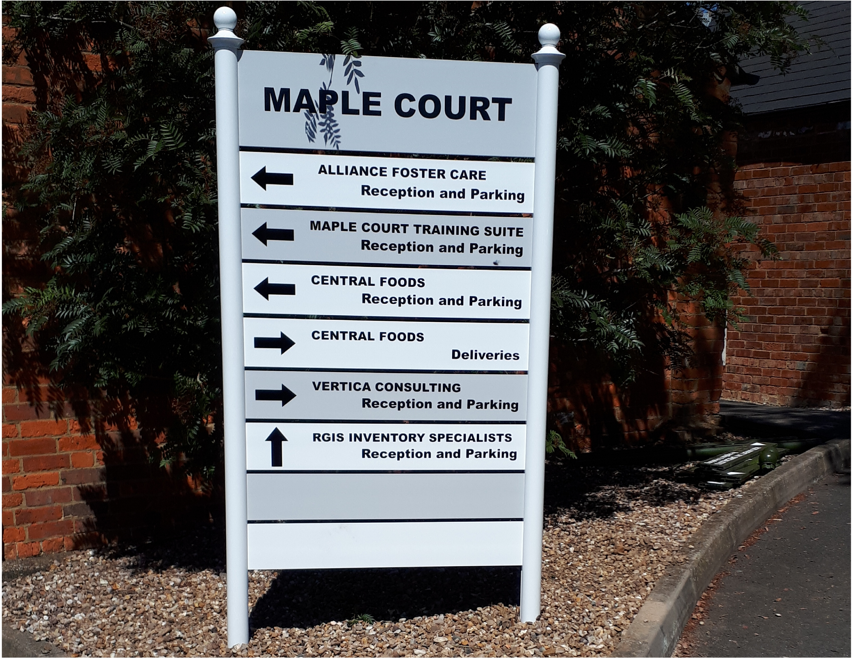 Maple Court Directory